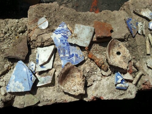 A treasure trove of finds from the Stepney Green dig