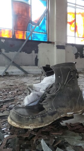 A random boot