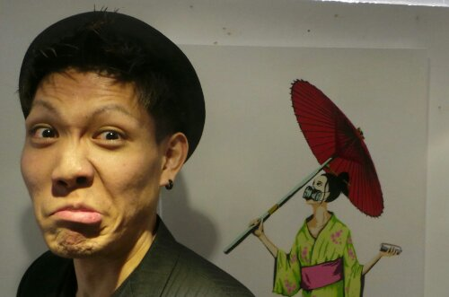 AITO wants to become the biggest name in street art in Japan