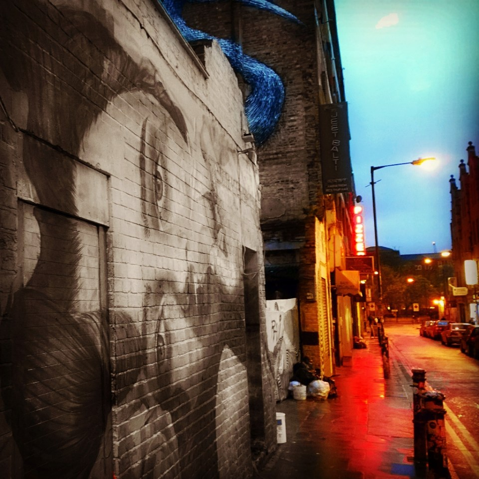 An edit of Rones work on Hanbury Street