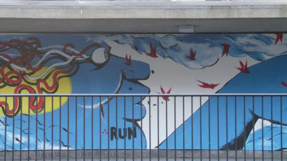RUN art at the Museum of London