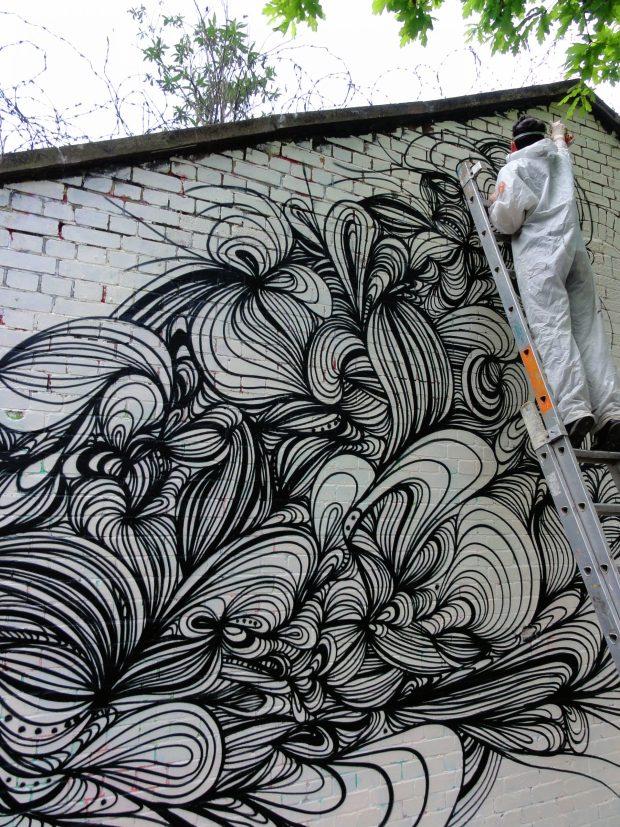 Kef Art in Seven Sisters, London