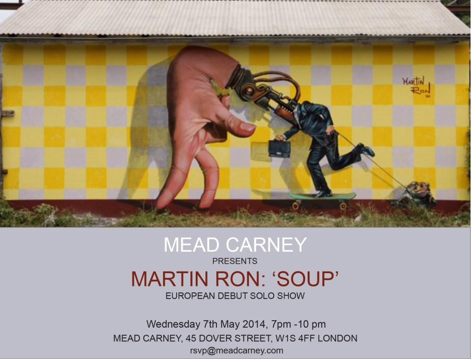 Martin Ron 'SOUP'