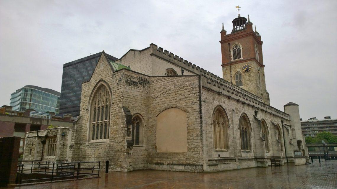 St Giles Crippegate