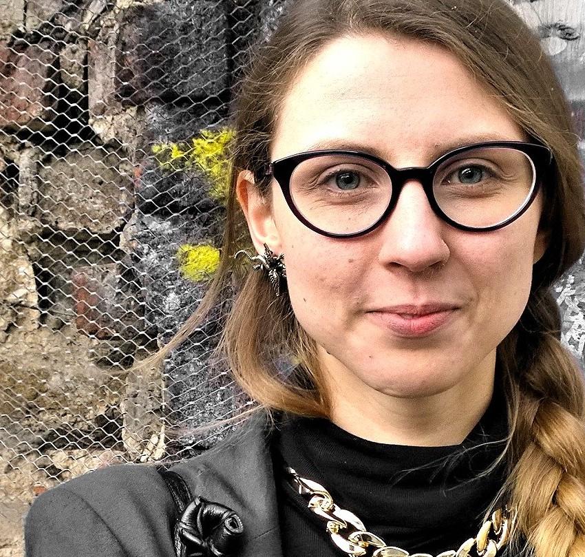 Jenny Judova founder of Art Map London