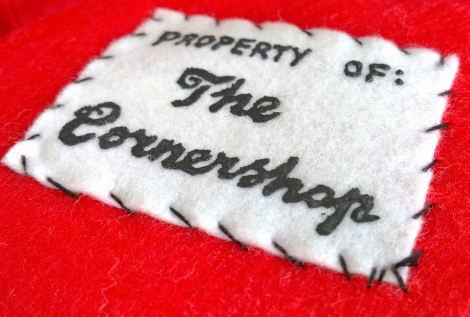 Property of the Cornershop