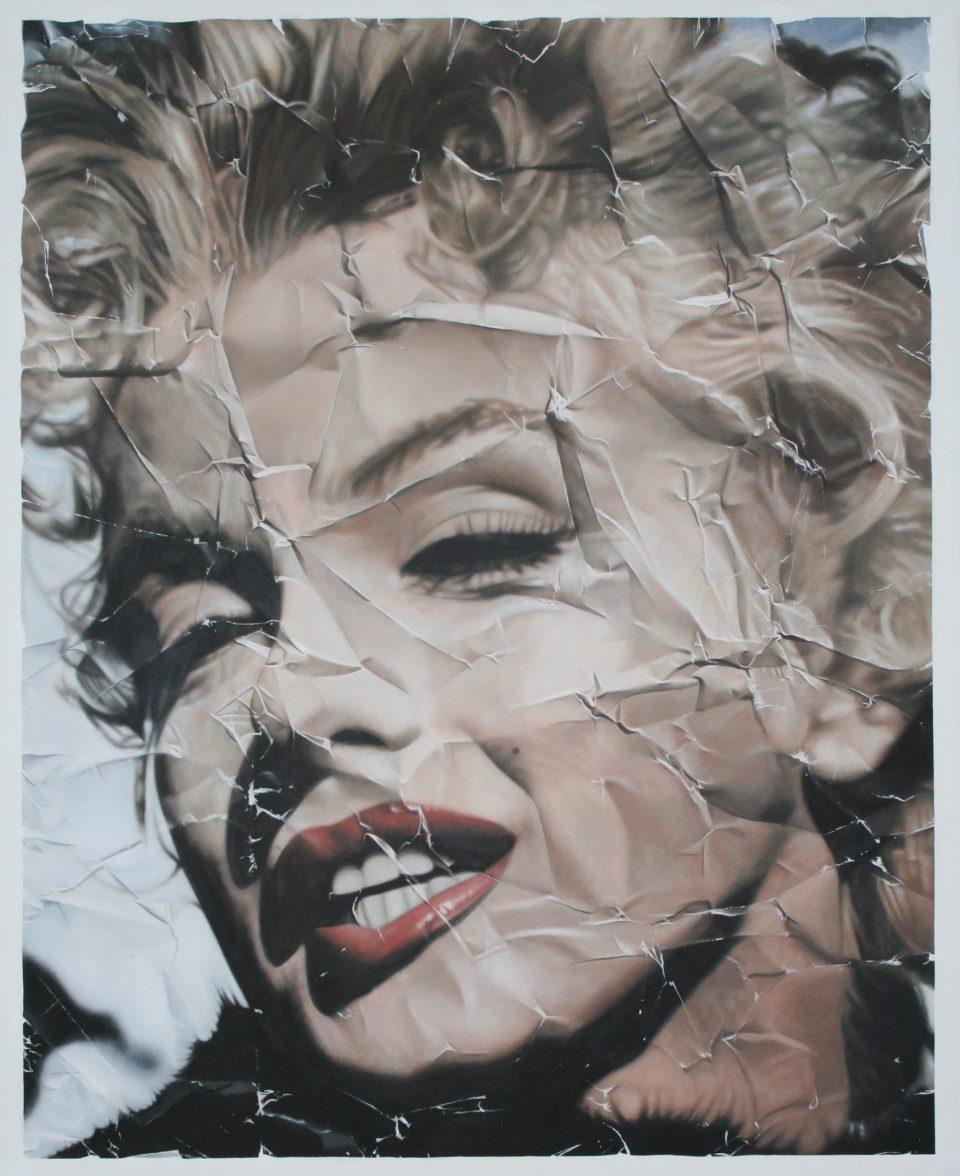 Marilyn Monroe by John McCarthy