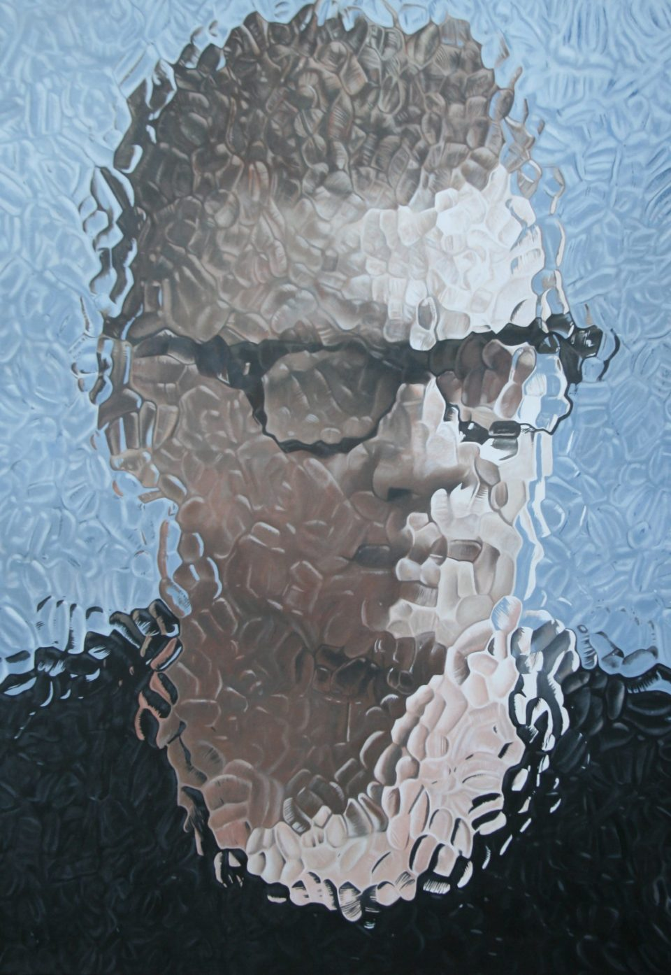 Self Portrait by John McCarthy