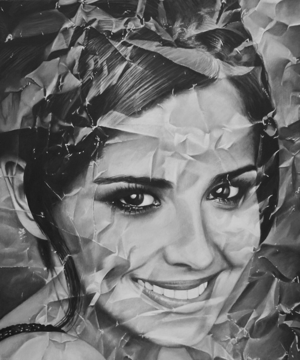 Cheryl Cole by John McCarthy