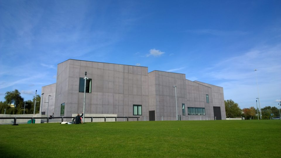 The Hepworth Gallery in Wakefield
