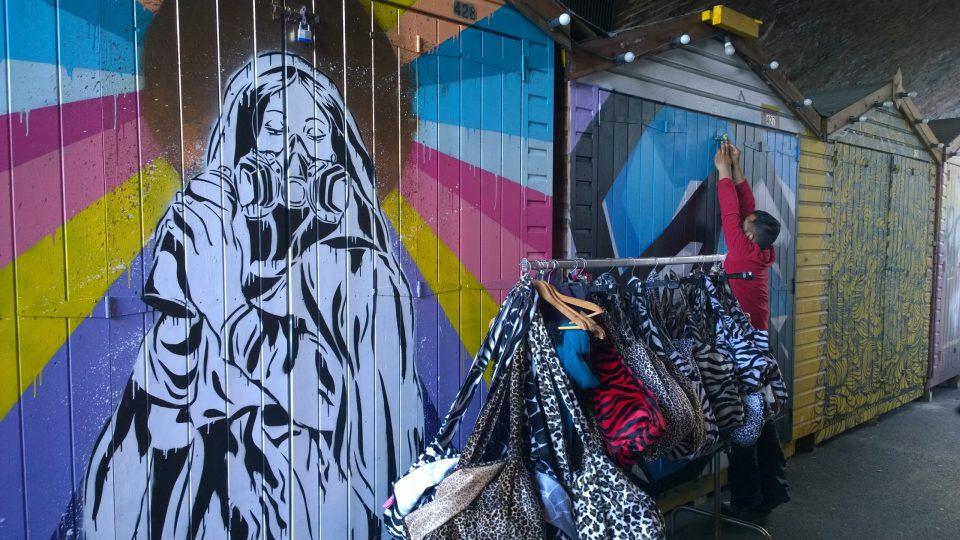 Zabou in Camden Market