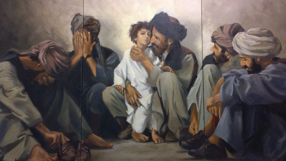 'Taqalla Baraye Zenda Mandan (Struggle to Survive)' by Arabella Dorman