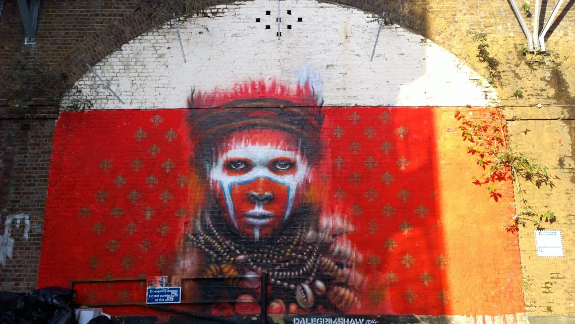 Dale Grimshaw on Water Lane