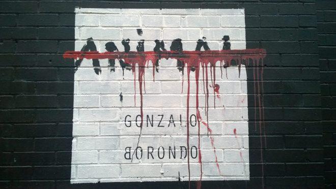 Gonzalo Borondo 'Animal' at the London Newcastle Gallery