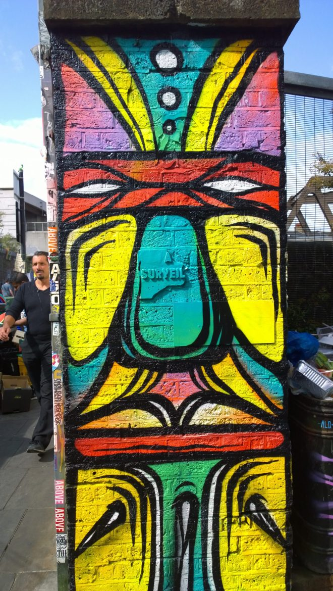 More art from Fabio Lopes on Pedley Street
