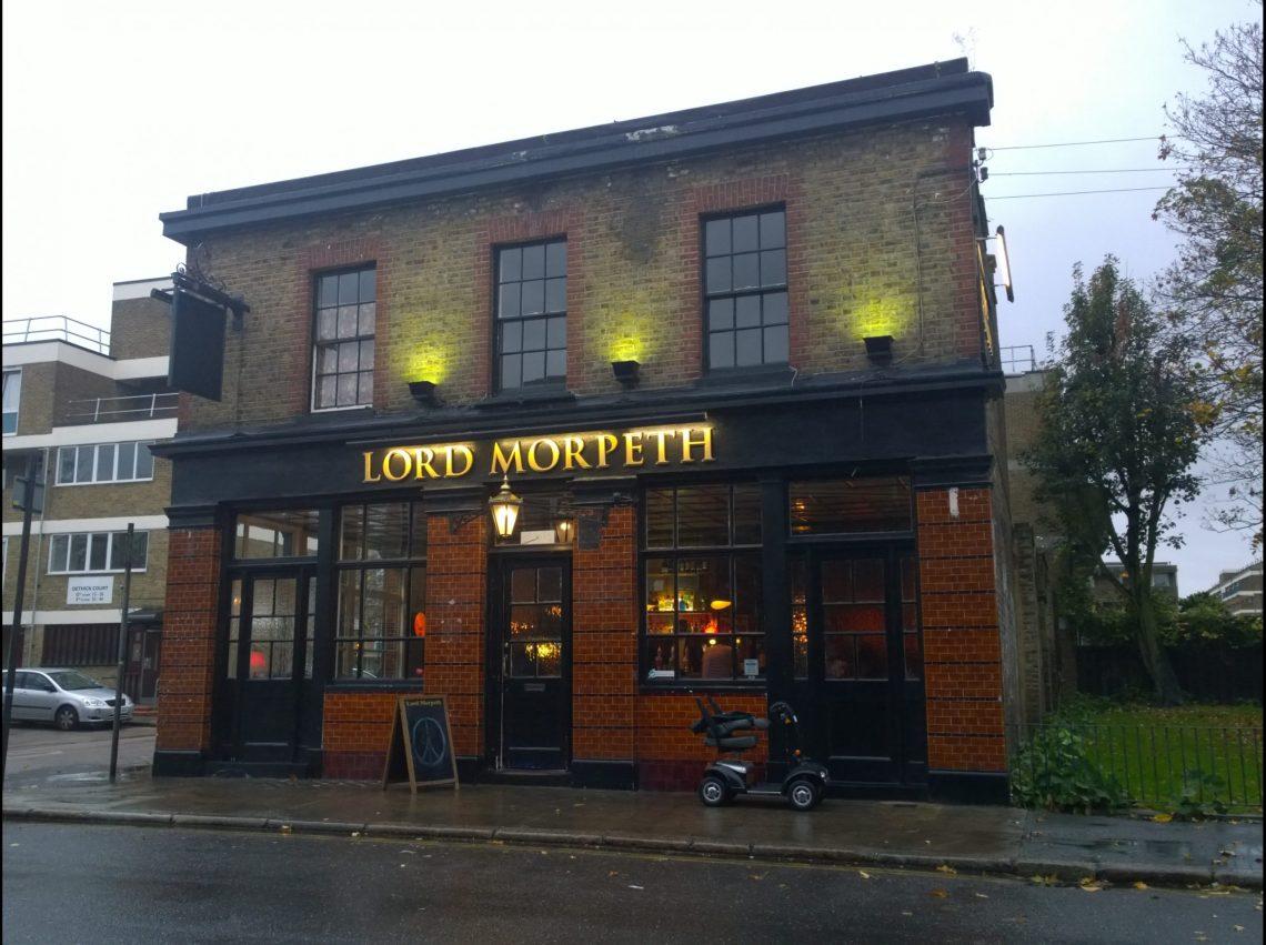 The Lord Morpeth pub