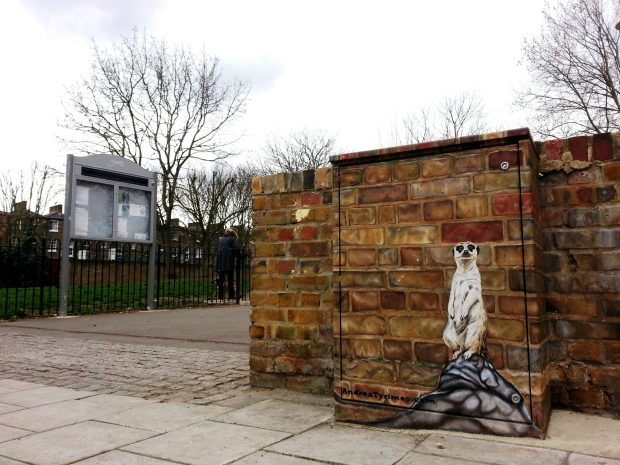 Ziggy's Brick by Andrea Tyrimos