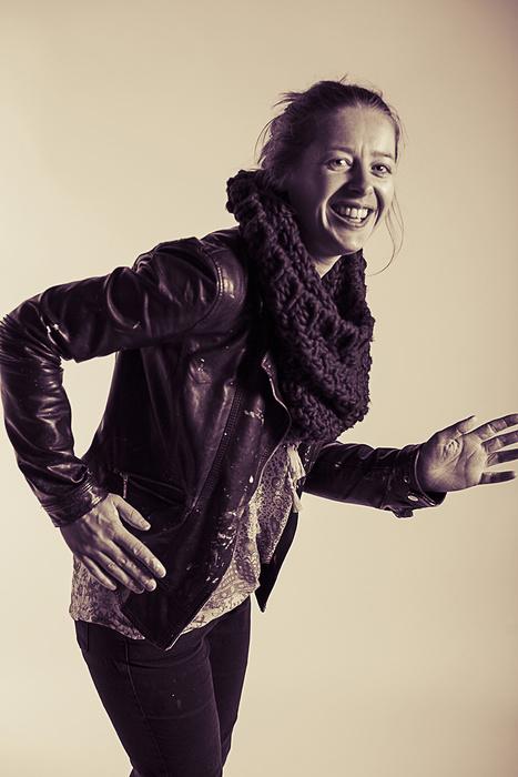 Portrait of Hannah Adamaszek