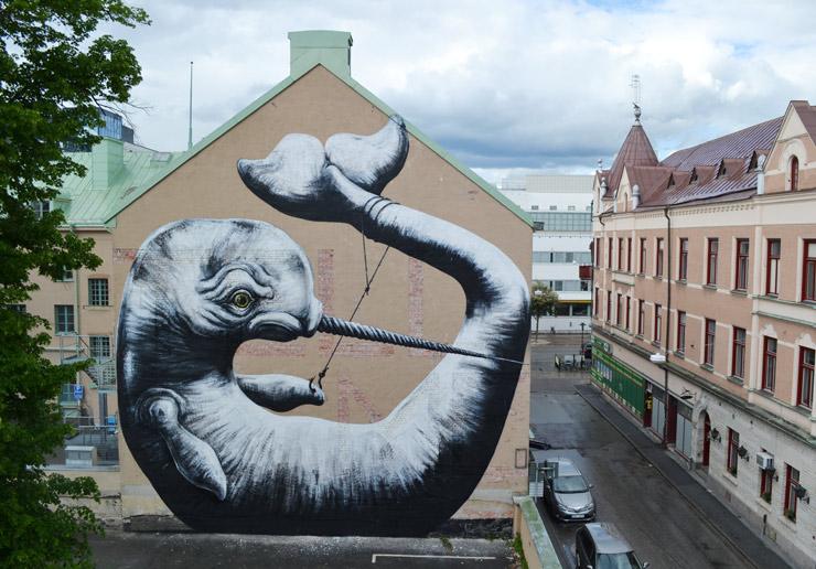 roa brooklyn street art