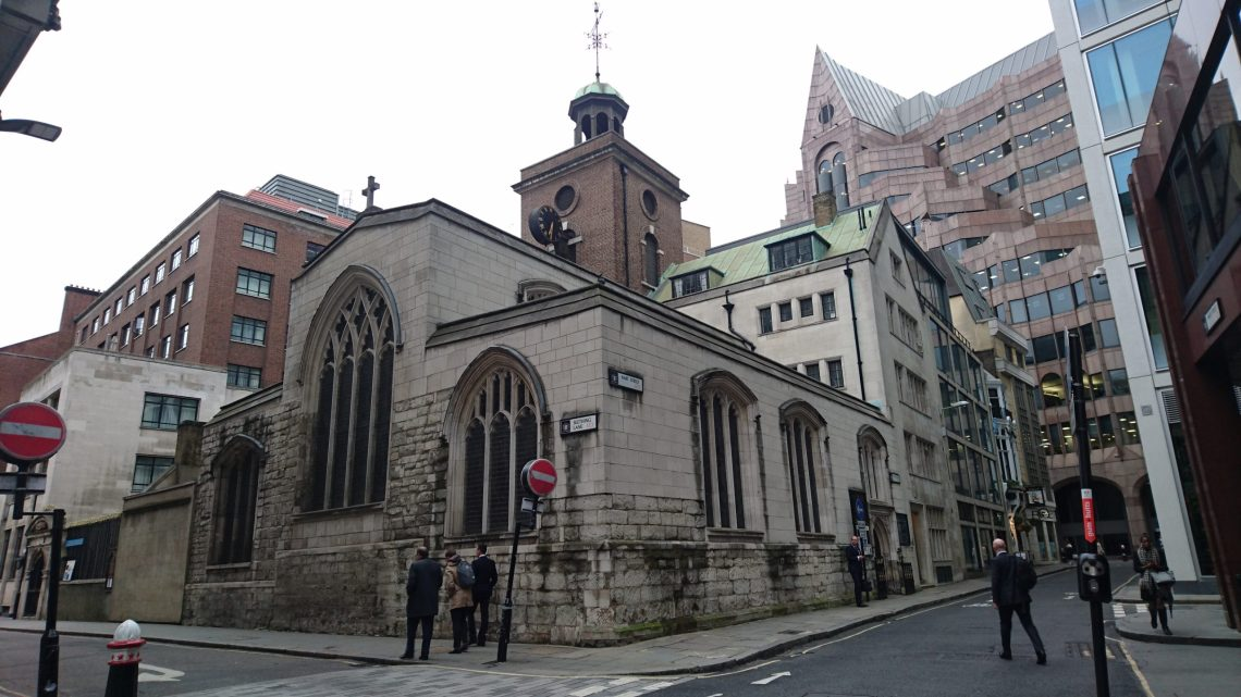 St. Olav on Hart Street
