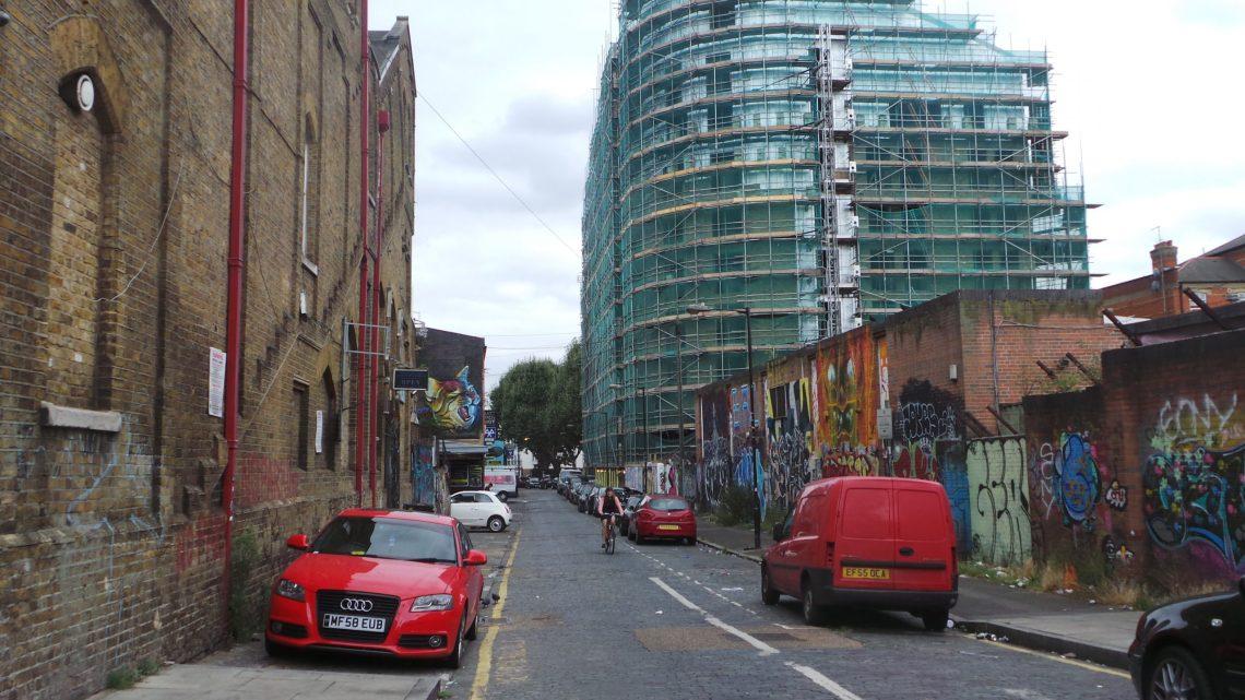 clare street