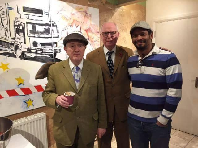 gilbert-and-george bsmt