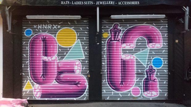 hnrx petticoat lane market