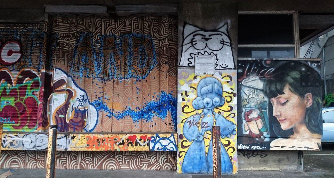 snub brighton street art req