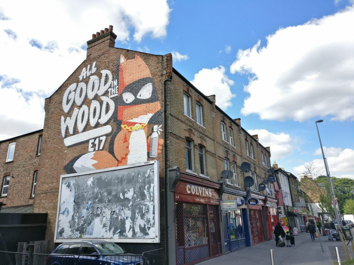 all good in the wood walthamstow