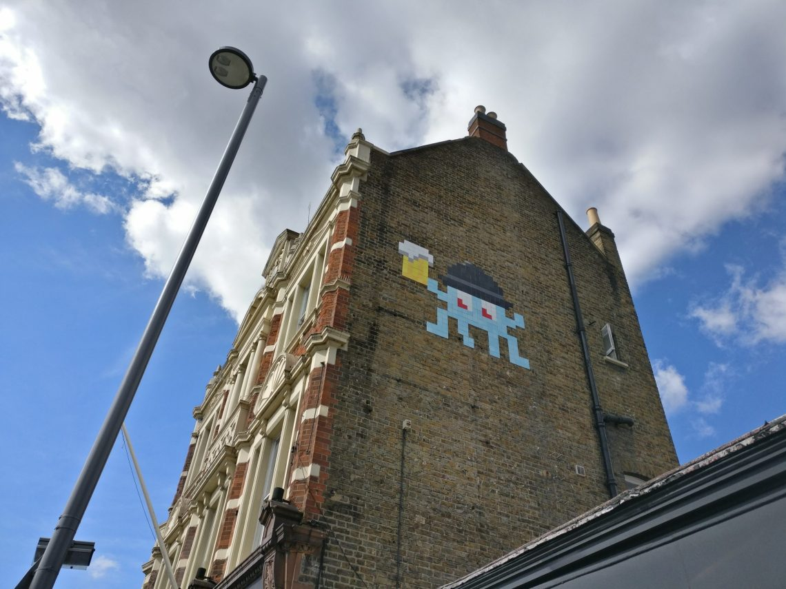 invader walthamstow