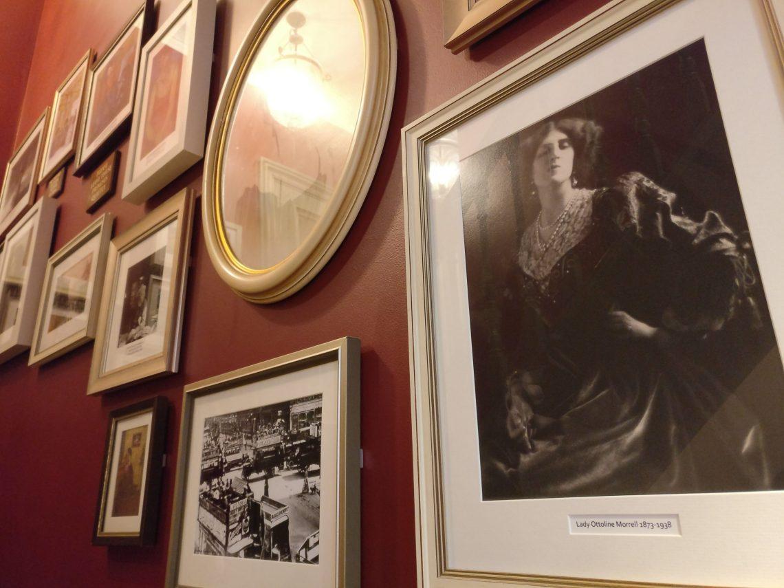 Fitzroy tavern interior