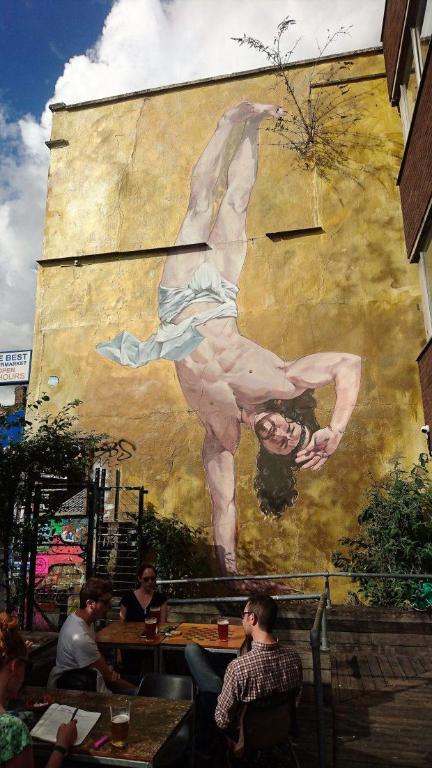 cosmo sarson bristol breakdancing jesus