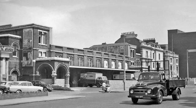 1. Bow station c.1960