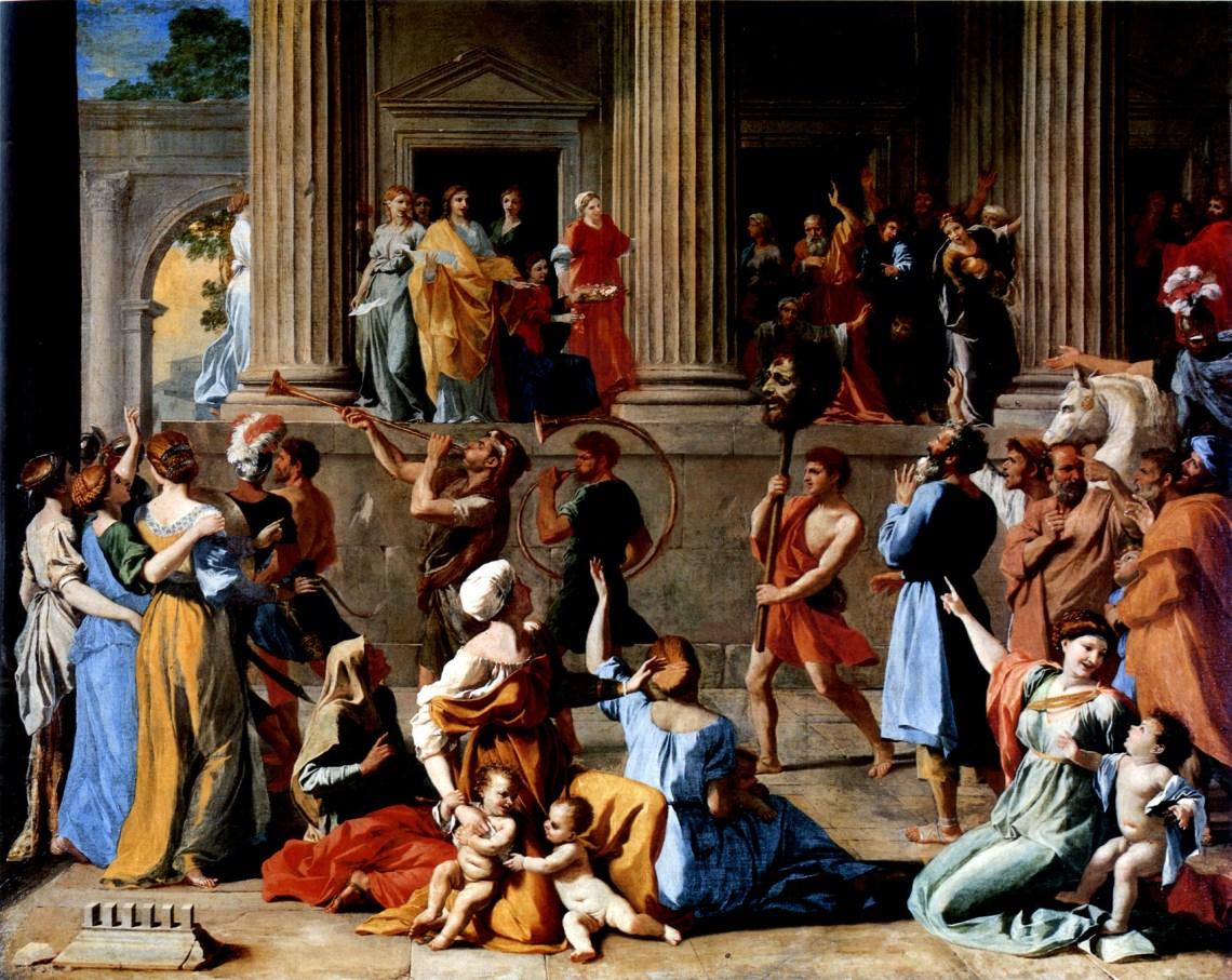 Le_Triomphe_de_David_-_Poussin_-_Dulwich