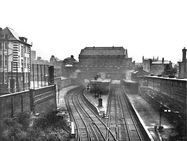 Pic 6. Bow station looking south c.1949