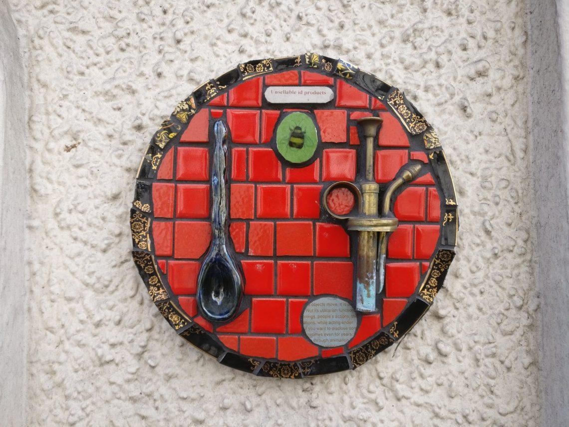 karen francesca micro mosaic in Aberdeen
