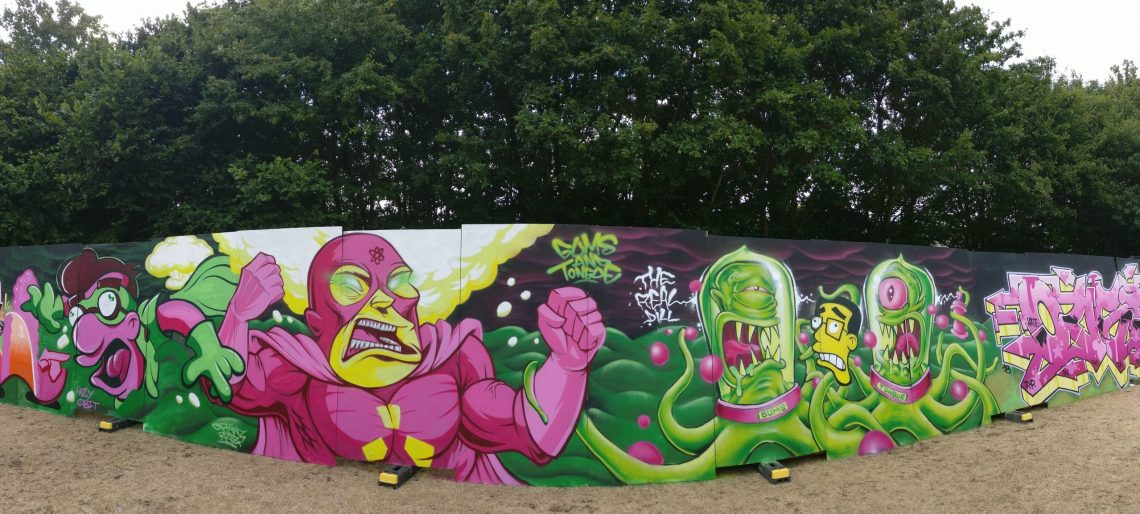 Gums and Tongues Upfest