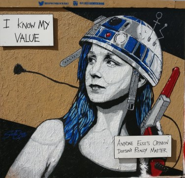 'I know my Value' from Stephen Quick