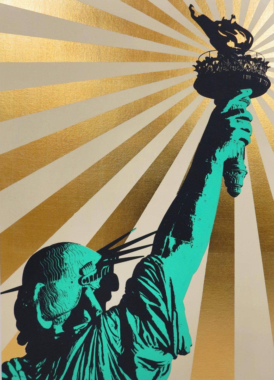 Jayson Lilley-Sweet Land of Liberty