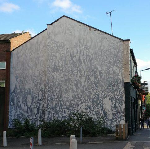 Work from Tellas on Westfield Terrace