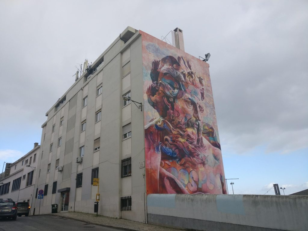 Street Art in Lisbon from Pichiavo