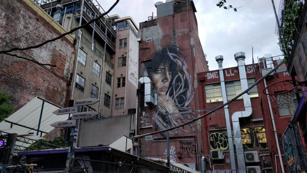 Adnate mural on Tattershall Lane
