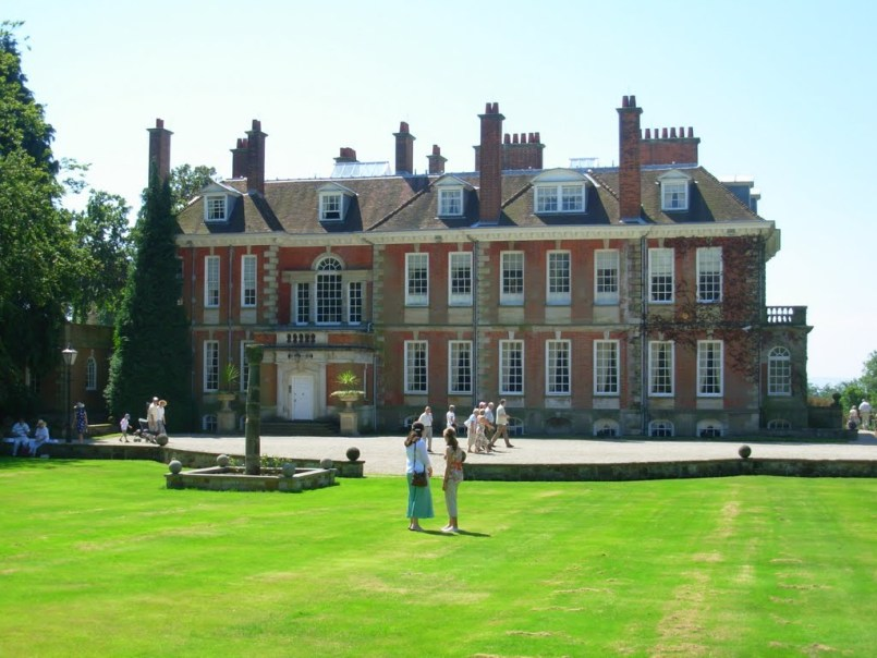 Heathfield Park House in Sussex