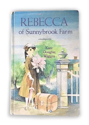 Image of a book that Patti enjoyed as a young girl