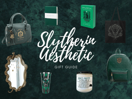 slytherin aesthetic gifts