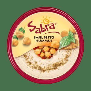 Inspiring Kitchen Sabra Basil Pesto Hummus