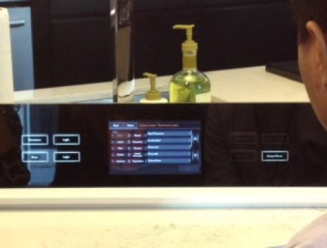 double oven display screen Jenn Air