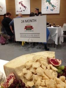 Inspiring Kitchen 24 month Parm Reggiano