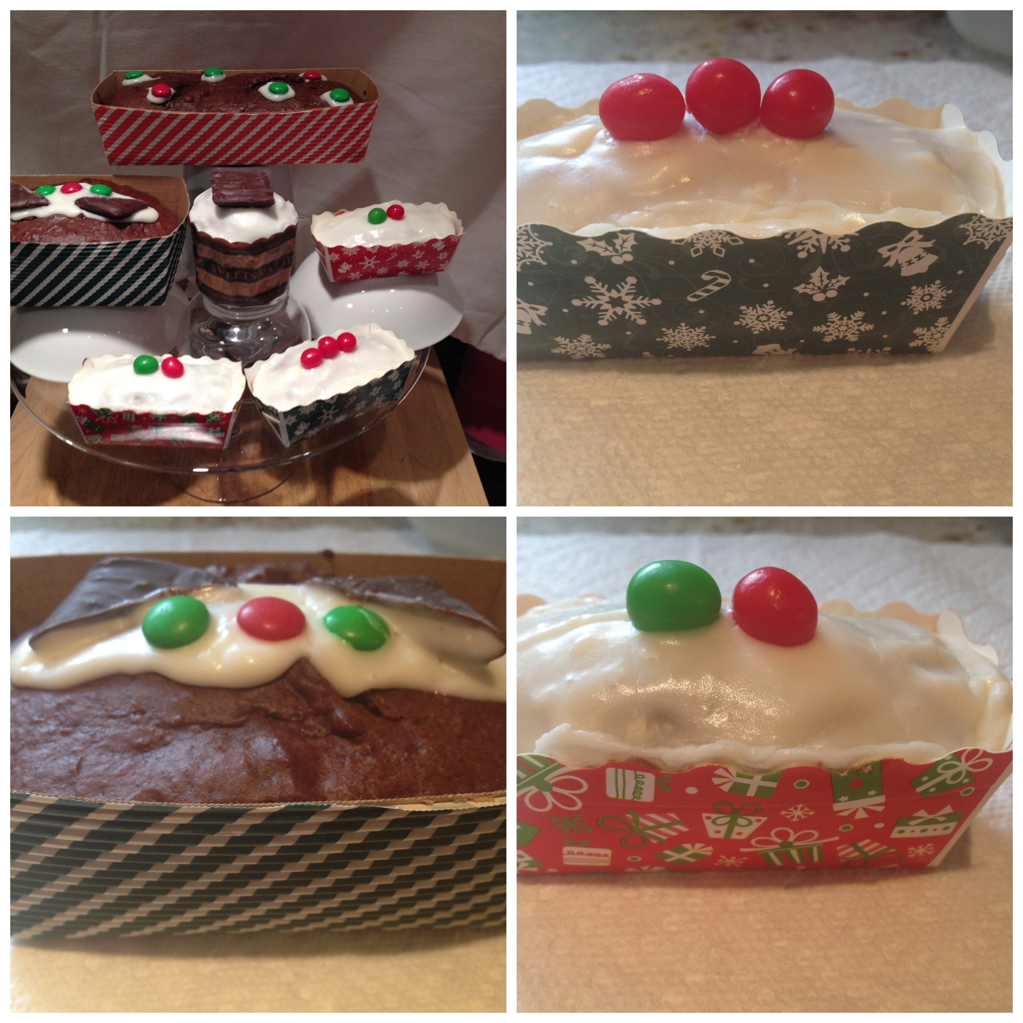 Inspiring Kitchen Christmas baking