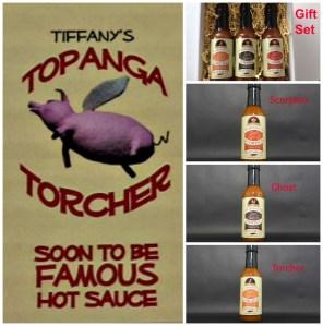 Inspiring Kitchen tiffanys torcher hot sauce